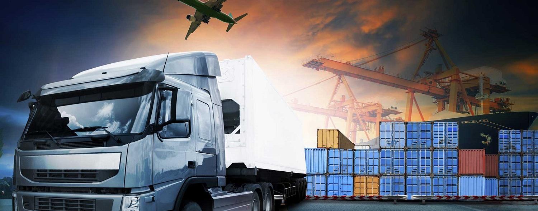 Imagem de importação e Exportação